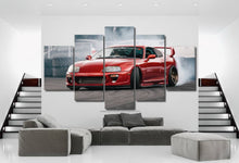 Load image into Gallery viewer, Toyota Supra Canvas FREE Shipping Worldwide!!