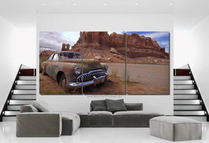 Buick Canvas 3/5pcs FREE Shipping Worldwide!!