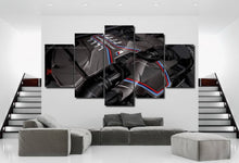 Load image into Gallery viewer, BMW M5 Engine Canvas 3/5pcs FREE Shipping Worldwide!!