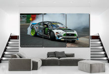 Load image into Gallery viewer, Ford Mustang Drift Canvas 3/5pcs FREE Shipping Worldwide!!