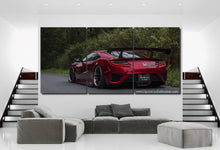 Load image into Gallery viewer, NSX Canvas 3/5pcs FREE Shipping Worldwide!!