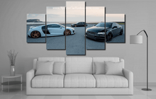 Load image into Gallery viewer, Audi Canvas 3/5pcs FREE Shipping Worldwide!!