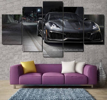 Load image into Gallery viewer, Chevrolet Corvette Canvas 3/5pcs FREE Shipping Worldwide!!