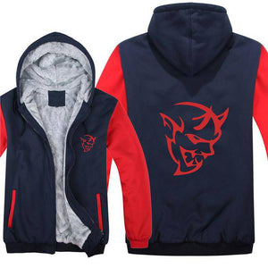 Dodge Demon Top Quality Hoodie FREE Shipping Worldwide!!
