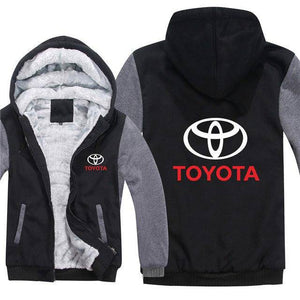Toyota Top Quality Hoodie FREE Shipping Worldwide!!