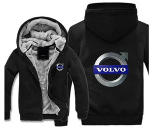 Volvo Top Quality Hoodie FREE Shipping Worldwide!!