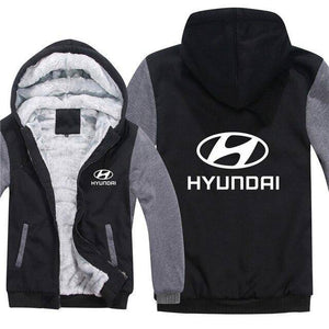 Hyundai Top Quality Hoodie FREE Shipping Worldwide!!