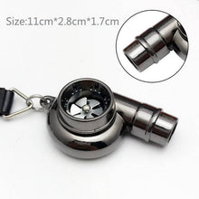 Load image into Gallery viewer, Real Whistle Sound Turbo Keychain FREE Shipping Worldwide!!