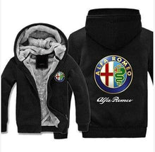 Load image into Gallery viewer, Alfa Romeo Top Quality Hoodie FREE Shipping Worldwide!!