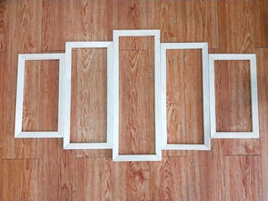Wooden Frames For 5pcs Canvas FREE Shipping Worldwide!!