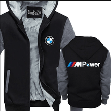 Load image into Gallery viewer, BMW M Power Top Quality Hoodie FREE Shipping Worldwide!!
