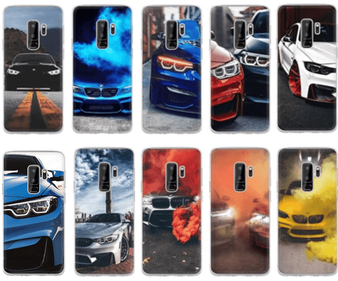 BMW Phone Case For Samsung S ALL Models FREE Shipping Worldwide!!