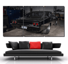 Load image into Gallery viewer, Dodge Charger Canvas 3/5pcs FREE Shipping Worldwide!!