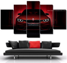 Load image into Gallery viewer, BMW M4 Canvas 3/5pcs FREE Shipping Worldwide!!