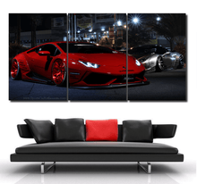 Load image into Gallery viewer, Lamborghini Canvas FREE Shipping Worldwide!!