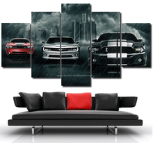 Load image into Gallery viewer, Muscle Cars Canvas 3/5pcs FREE Shipping Worldwide!!