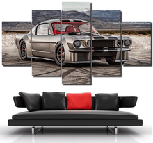 Charger l'image dans la galerie, Ford Mustang Canvas 3/5pcs FREE Shipping Worldwide!!