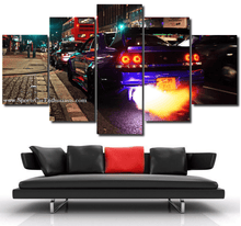 Load image into Gallery viewer, Nissan GT-R R33 Canvas 3/5pcs FREE Shipping Worldwide!!