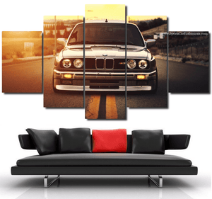 BMW E30 M3 Canvas FREE Shipping Worldwide!!