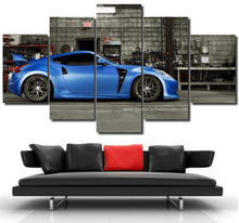 Load image into Gallery viewer, Nissan 370Z Canvas 3/5pcs FREE Shipping Worldwide!!
