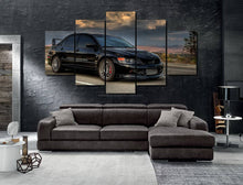 Load image into Gallery viewer, Mitsubishi EVO 8 Canvas 3/5pcs FREE Shipping Worldwide!!