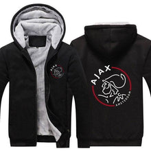 Load image into Gallery viewer, AFC Ajax Top Quality Hoodie FREE Shipping Worldwide!!