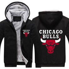 Load image into Gallery viewer, NBA Chicago Bulls Top Quality Hoodie FREE Shipping Worldwide!!