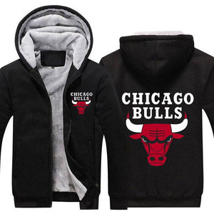 NBA Chicago Bulls Top Quality Hoodie FREE Shipping Worldwide!!