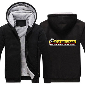 No Airbags Top Quality Hoodie FREE Shipping Worldwide!!