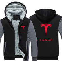 Load image into Gallery viewer, Tesla Top Quality Hoodie FREE Shipping Worldwide!!