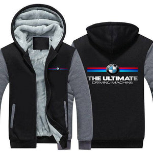 BMW M Top Quality Hoodie FREE Shipping Worldwide!!
