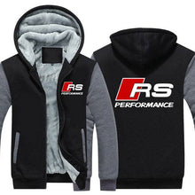 Load image into Gallery viewer, Audi RS Performance Top Quality Hoodie FREE Shipping Worldwide!!