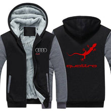 Load image into Gallery viewer, Audi Quattro Top Quality Hoodie FREE Shipping Worldwide!!