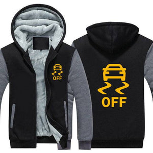 ESC OFF Top Quality Hoodie FREE Shipping Worldwide!!