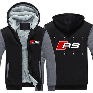 Audi RS Top Quality Hoodie FREE Shipping Worldwide!!