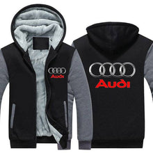 Load image into Gallery viewer, Audi Top Quality  Hoodie FREE Shipping Worldwide!!