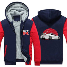 Load image into Gallery viewer, Nissan GT-R R34 Skyline Top Quality Hoodie FREE Shipping Worldwide!!