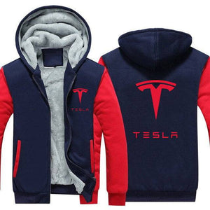 Tesla Top Quality Hoodie FREE Shipping Worldwide!!