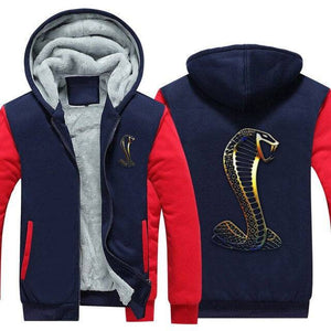 Ford Mustang Shelby Cobra Top Quality Hoodie FREE Shipping Worldwide!!