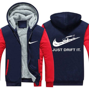 Just Drift It Top Quality Hoodie FREE Shipping Worldwide!!