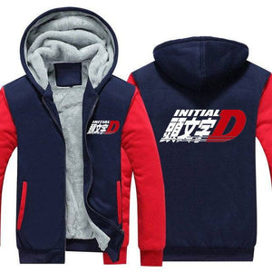 Initial D Top Quality Hoodie FREE Shipping Worldwide!!