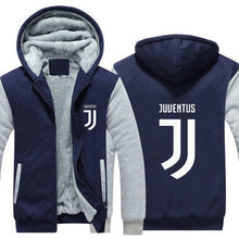 Load image into Gallery viewer, Juventus F.C Top Quality Hoodie FREE Shipping Worldwide!!