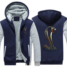 Load image into Gallery viewer, Ford Mustang Shelby Cobra Top Quality Hoodie FREE Shipping Worldwide!!