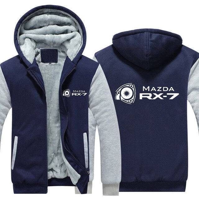 Mazda RX-7 Top Quality Hoodie FREE Shipping Worldwide!!