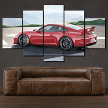 Load image into Gallery viewer, Porsche 911 GT3 Canvas 3/5pcs FREE Shipping Worldwide!!