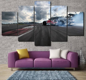 Mazda RX7 Drift Canvas FREE Shipping Worldwide!!