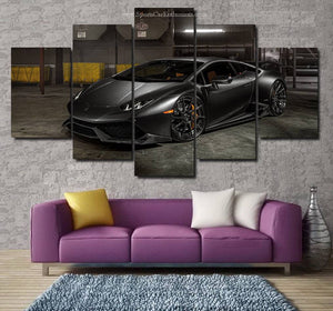Lamborghini Canvas FREE Shipping Worldwide!!