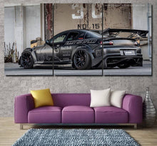 Load image into Gallery viewer, Mazda RX8 Canvas 3/5pcs FREE Shipping Worldwide!!