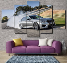 Load image into Gallery viewer, BMW M5 Canvas 3/5pcs FREE Shipping Worldwide!!