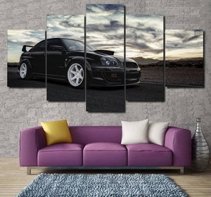 Subaru Impreza STI Canvas FREE Shipping Worldwide!!